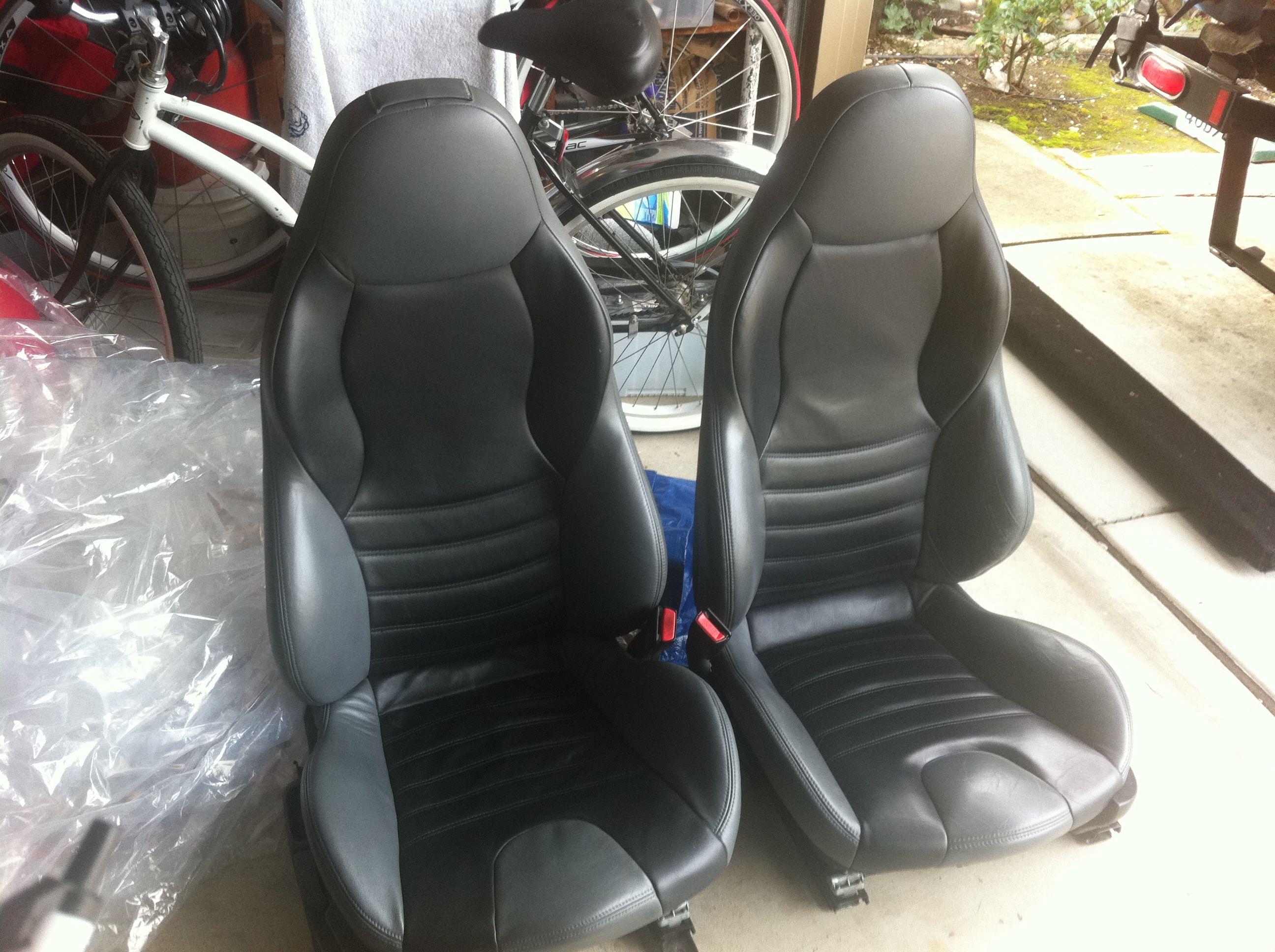 Z3 E36 7 Fs Gray Black M Coupe Seats