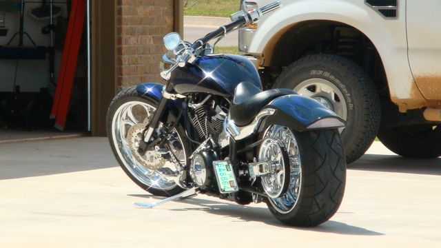 Swingarm And Wheel Mods Road Star Warrior Forum Yamaha