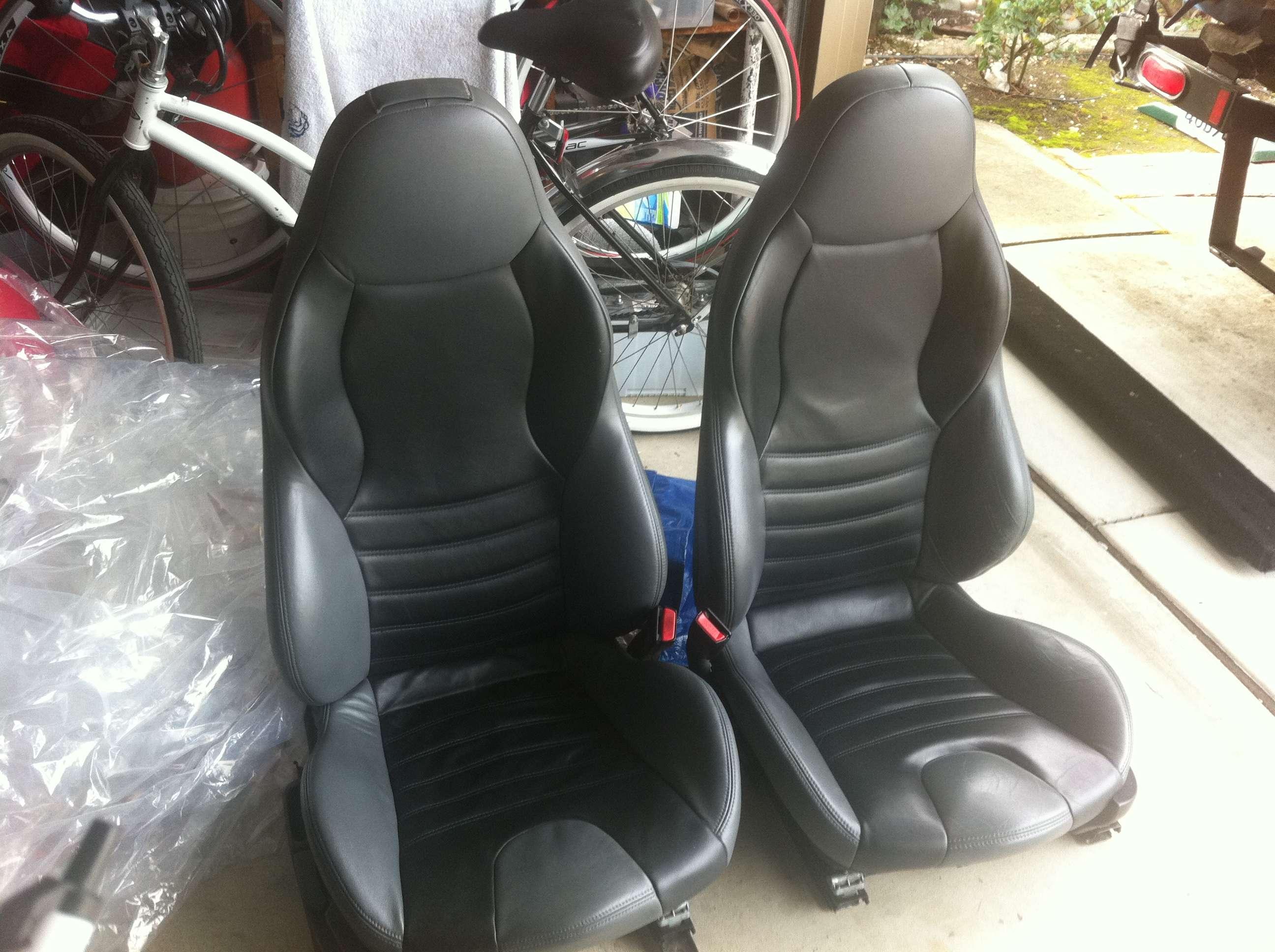 Z3 E36 7 Fs Gray Black M Coupe Seats
